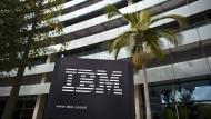 IBM schrumpft immer weiter
