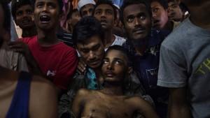 Die Verdammten Südostasiens