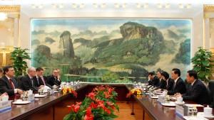 Deutsche Förster wollen Chinas Wälder retten