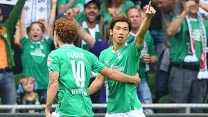 Starker Osako beschert Werder die ersten Punkte