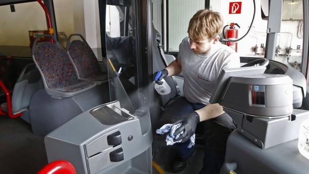 Klagenfurt stellt nach Masernfall gesamten Busverkehr ein