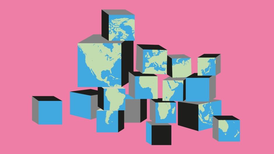 Anders als es der Name suggeriert, deckt der Index nicht die ganze Welt ab, sondern nur einen Ausschnitt.