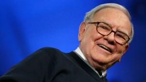 Warren Buffett verdoppelt seinen Gewinn