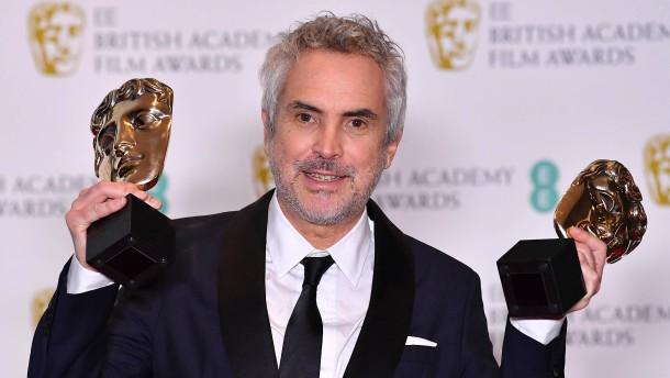 """""""Roma"""" untermauert Oscar-Favoritenrolle"""
