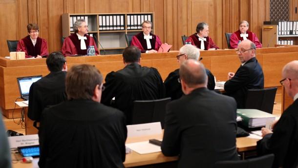 Richter sehen gute Argumente für Nachtflugverbot
