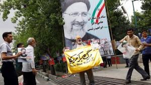 Iraner pessimistisch vor Präsidentenwahl