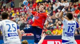 Norwegen vorzeitig im Halbfinale