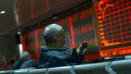 Rote Zahlen signalisieren in China steigende Börsenkurse.