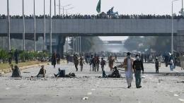 Muss Frankreichs Botschafter Pakistan verlassen?