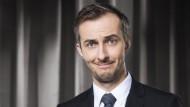 Unter immer größerem Druck: Jan Böhmermann