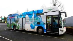 Neue Busse nur noch mit Brennstoffzelle