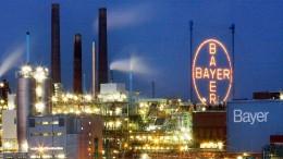 Noch mehr Glyphosat-Kläger gegen Bayer
