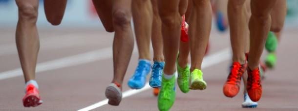 Wer läuft für wen? Die Beine tragen nicht nur manipulierte Athleten, sondern auch die Hintermänner des Dopings.