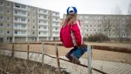 Armut wirft Kinder schon im Vorschulalter zurück