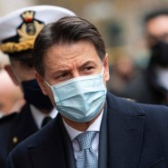 Auf Stimmensuche: Italiens Ministerpräsident Giuseppe Conte