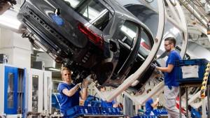 Keine Lohnerhöhung für 120.000 VW-Beschäftigte
