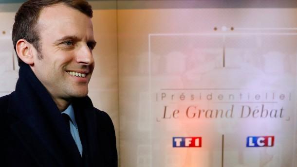 Der Klassenstreber überzeugt die Franzosen
