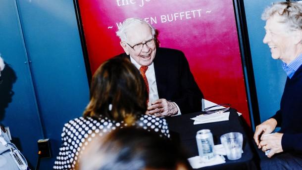 Buffett vertraut auf das Wirtschaftswachstum