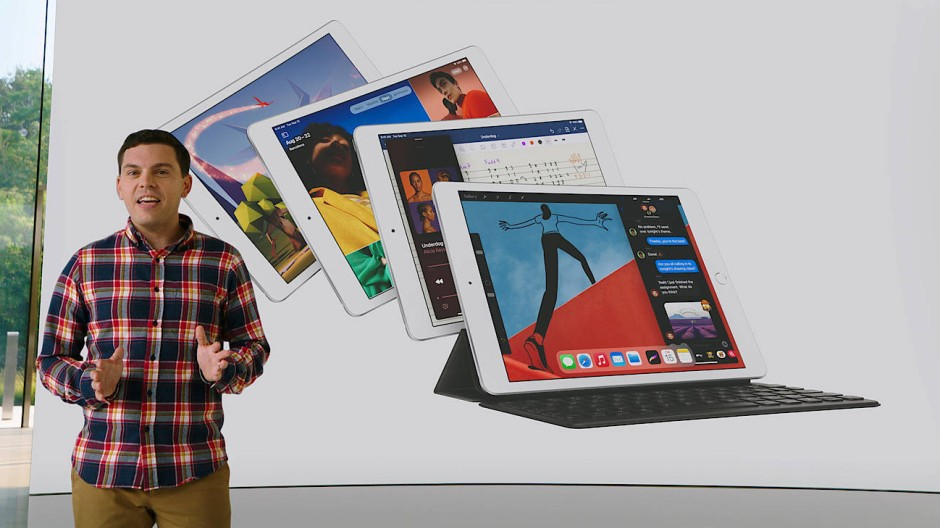 Neues iPad vorgestellt