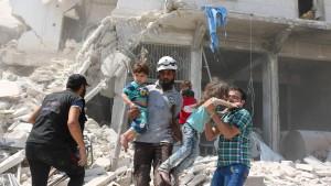 Russland zweifelt UN-Bericht zu Syrien an