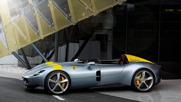 Ein Ferrari für jede Lebenssituation