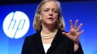 Meg Whitman krempelt Hewlett-Packard um