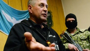 Separatisten wollen Gefangene austauschen