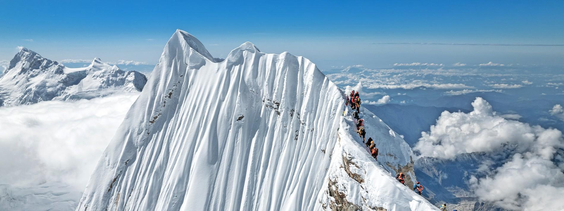 Das ist doch der Gipfel