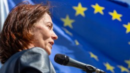 Katarina Barley: Europa statt Kabinett