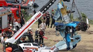 Deutscher Pilot stirbt bei Flugshow in Polen