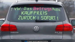 Verbraucherschützer drängen Dieselbesitzer zur Klage gegen VW