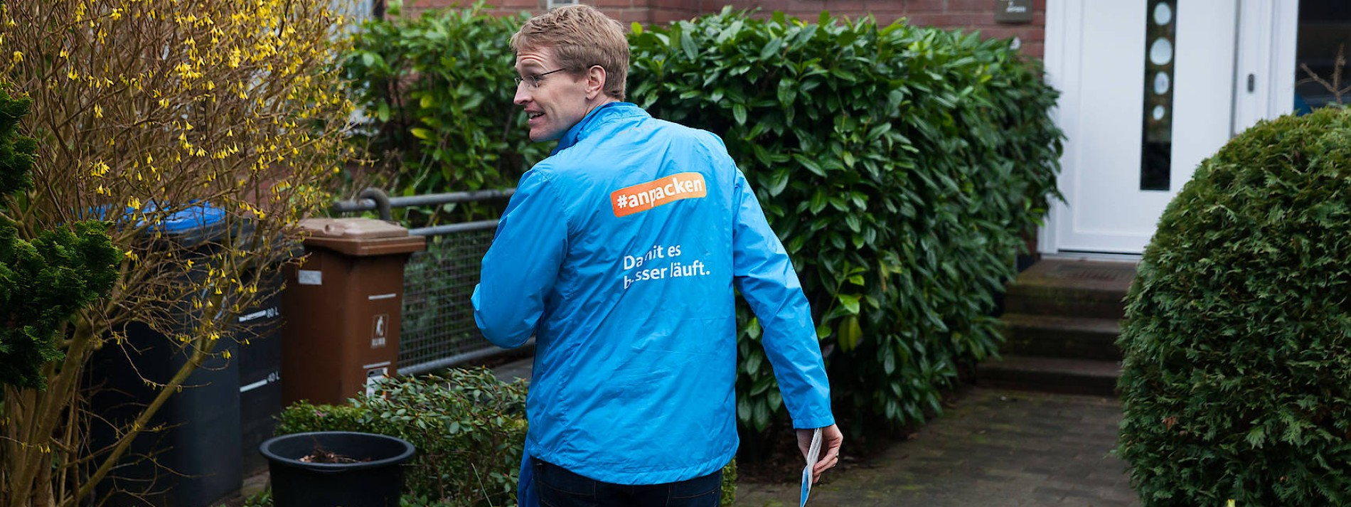 Wer ist eigentlich der Kandidat der CDU in Schleswig-Holstein?