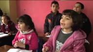 Bildung für syrische Flüchtlingskinder