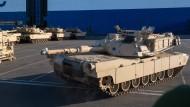 Amerikanische Armee verlegt Streitkräfte nach Osteuropa