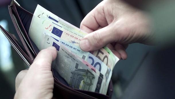 Der Staat sorgt für sinkende Nettolöhne