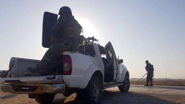 Türkische Offensive könnte Bündnisfall auslösen