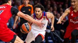 Bayern gehen bei EuroLeague-Rückkehr unter