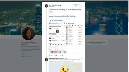 Auch auf Facebook könnten die Likes bald verschwinden