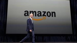 Trump-Aussagen drücken Amazon