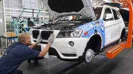 Deutsche Hersteller sind Amerikas größte Autoexporteure