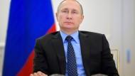 Geheimdienste: Putin hat Wahl in Amerika beeinflusst