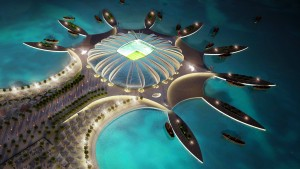 Stinkefinger für Qatar?
