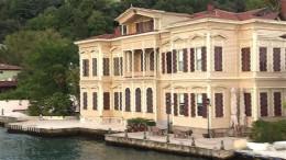Reiche Araber kaufen Villen am Bosporus auf