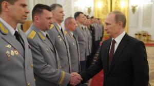 Widersprüchliche Signale aus Moskau
