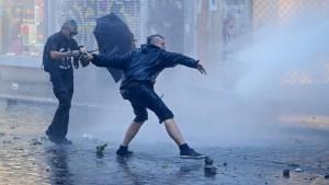 G-20-Gewalttäter zu Haftstrafe verurteilt