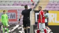 Seferovic verärgert Nati