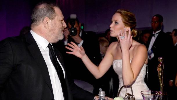 Hollywoodstars starten millionenschwere Aktion gegen sexuelle Belästigung