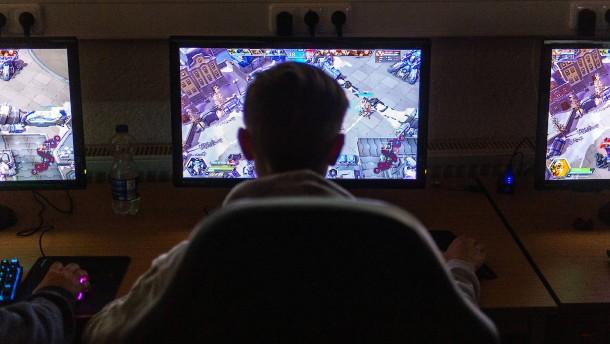 Ob Videospiele auch Sport sein können