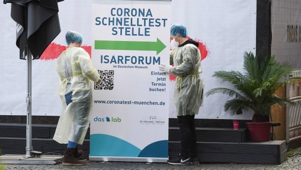 24.694 Corona-Neuinfektionen und 1083 neue Todesfälle gemeldet
