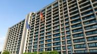 Bundesbank räumt Zentrale für Sanierung